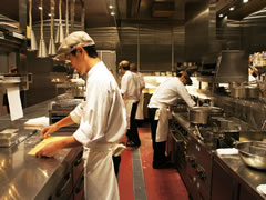 厨房用排気設備